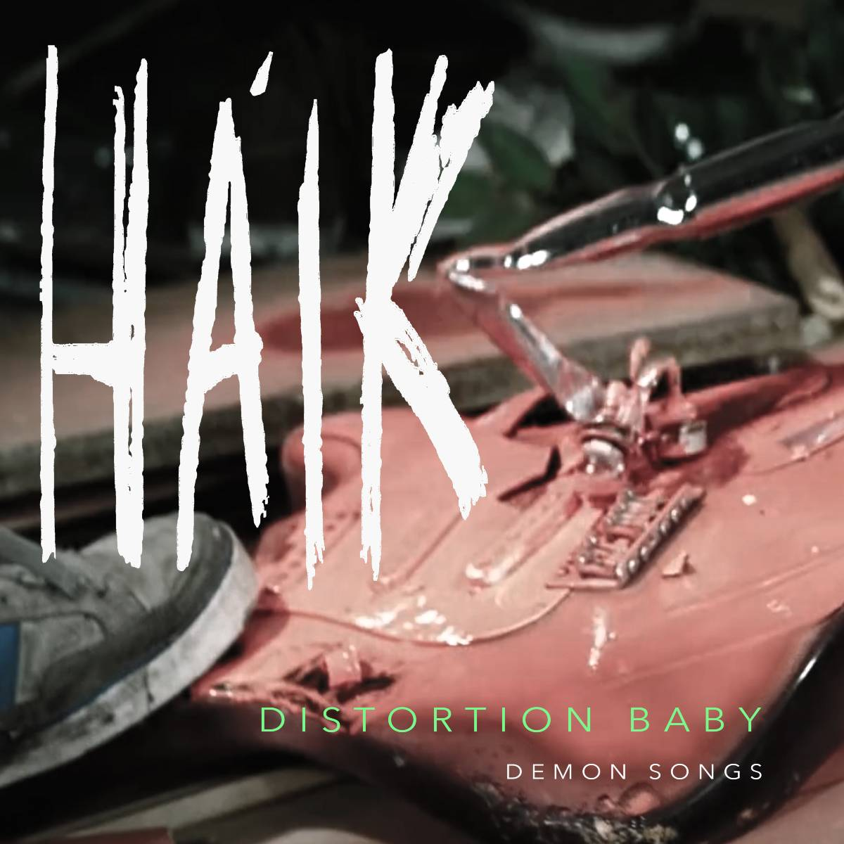 Cover Demon Songs HAIK